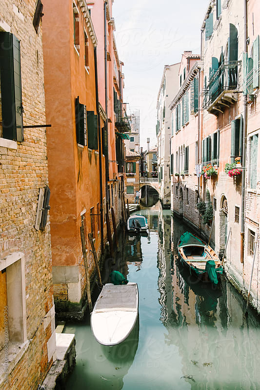 Canal in Venice by Sam Burton for Stocksy United