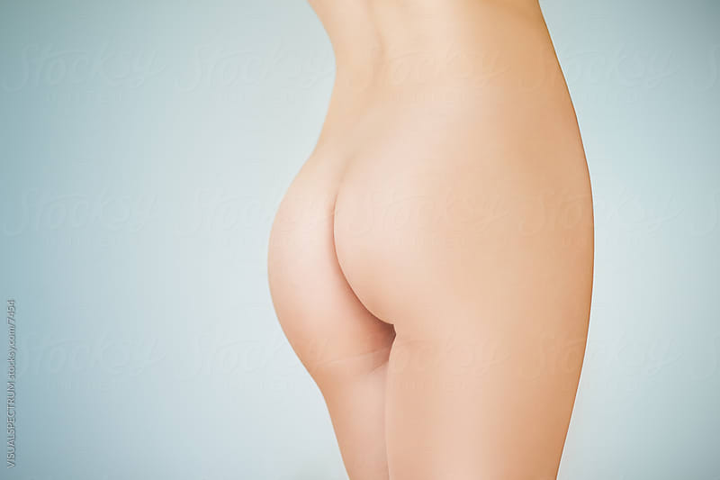 Perfect Female Buttocks by Julien L. Balmer for Stocksy United