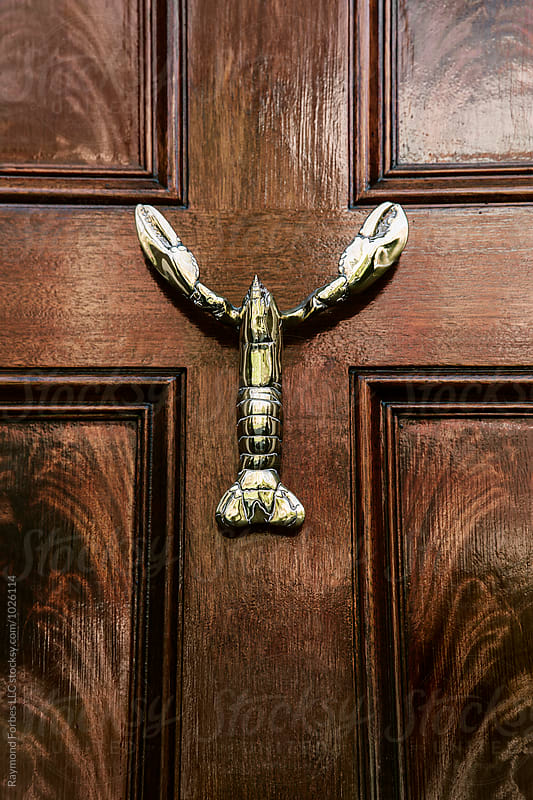 Now that's a Knocker by Raymond Forbes LLC for Stocksy United