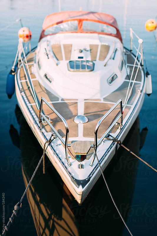 Sailboat by Zocky for Stocksy United