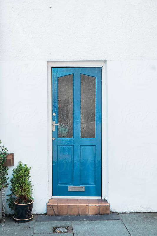 front door by Léa Jones for Stocksy United