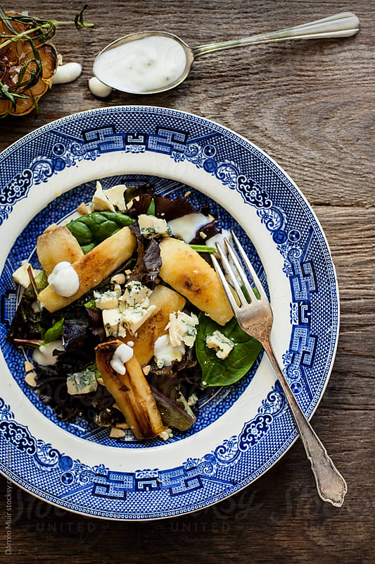 Winter Salad.  by Darren Muir for Stocksy United