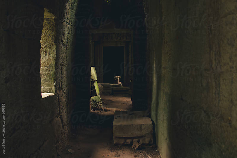 Angkor Wat by Jesse Morrow for Stocksy United