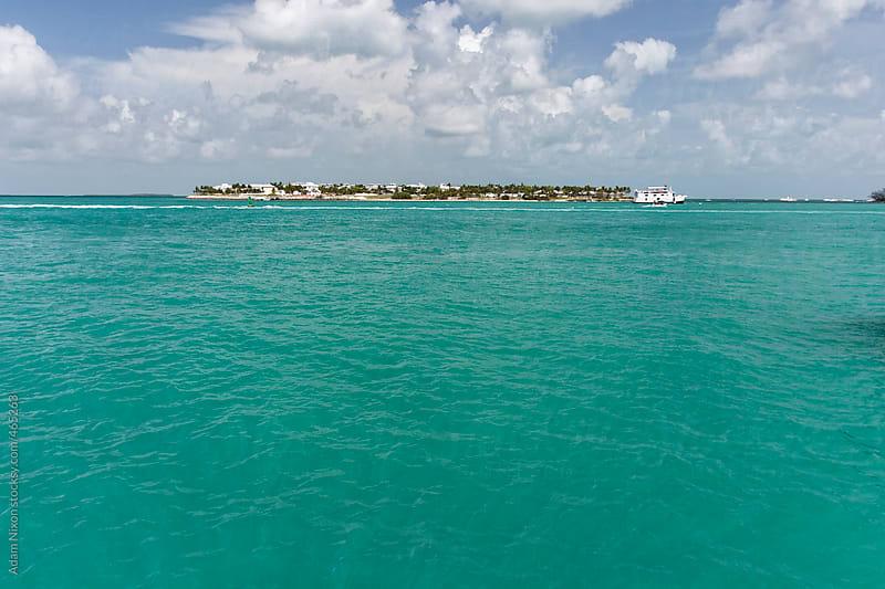 Tropical island in the Florida Keys by Adam Nixon for Stocksy United