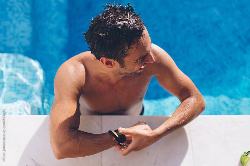 Pool by Milos Ljubicic for Stocksy United