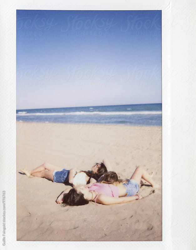 summer polaroids by Guille Faingold for Stocksy United