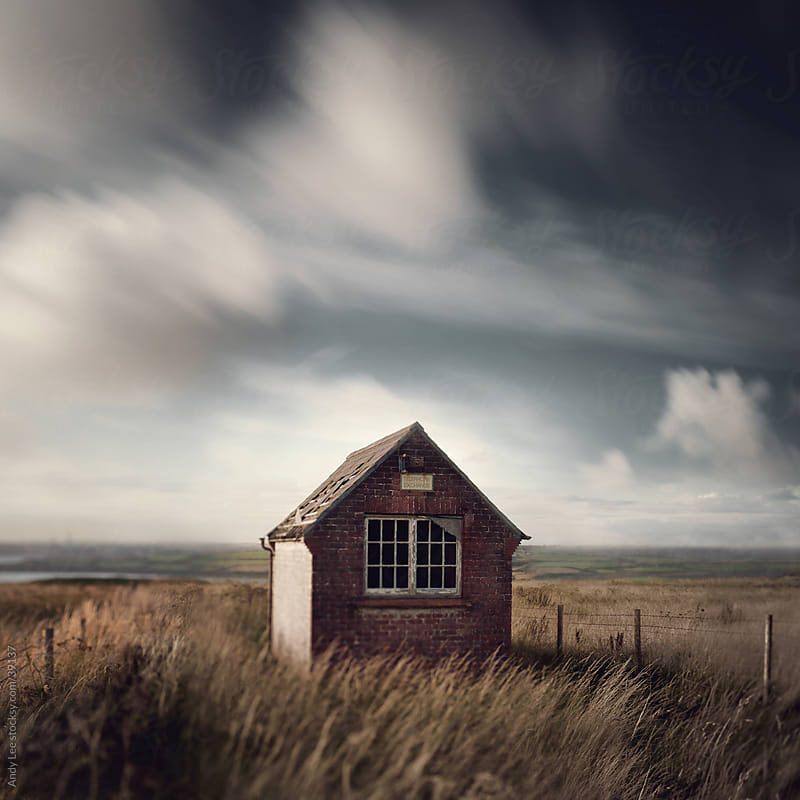 Please replace the handset and try again by Andy Lee for Stocksy United