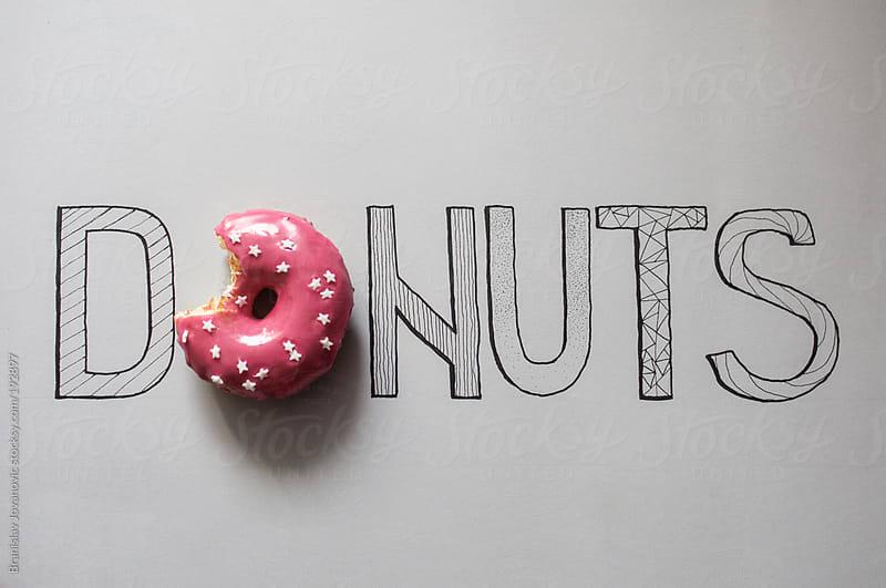 Donuts by Brkati Krokodil for Stocksy United