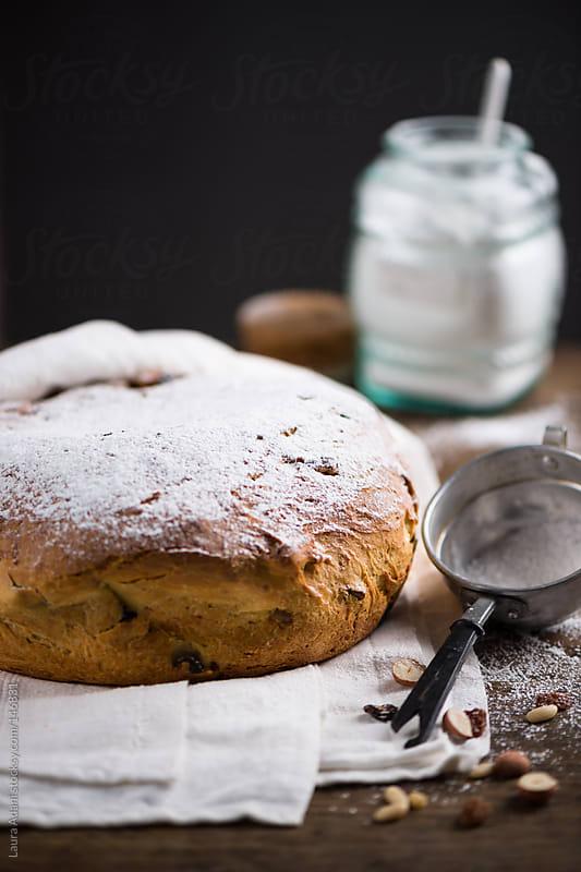 Sweet bread 'pignola'  by Laura Adani for Stocksy United