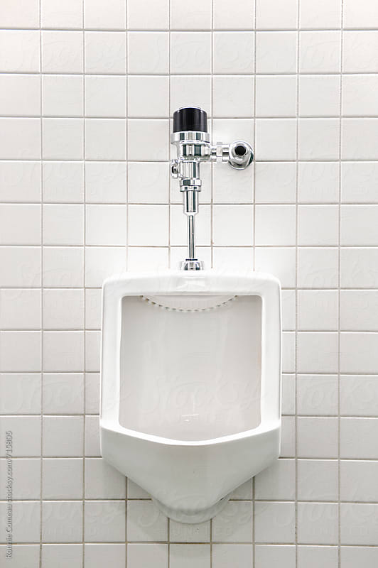 Urinal by Ronnie Comeau for Stocksy United