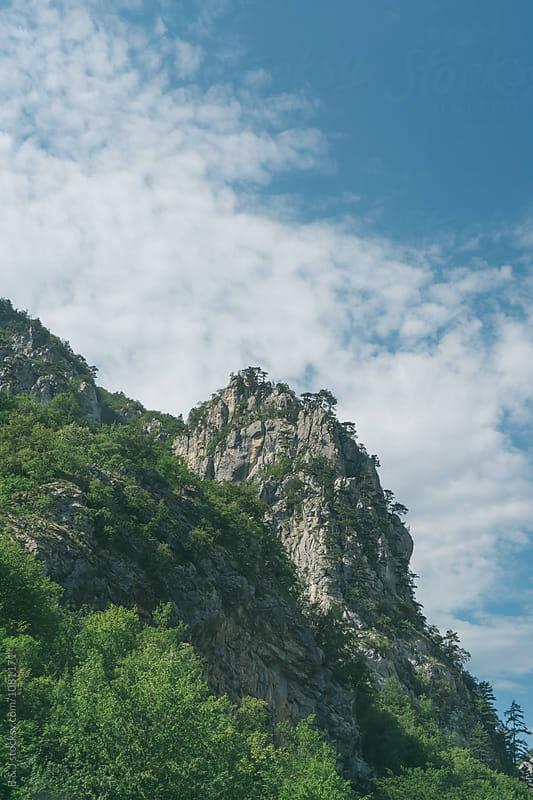 Rocky landscape by B & J for Stocksy United