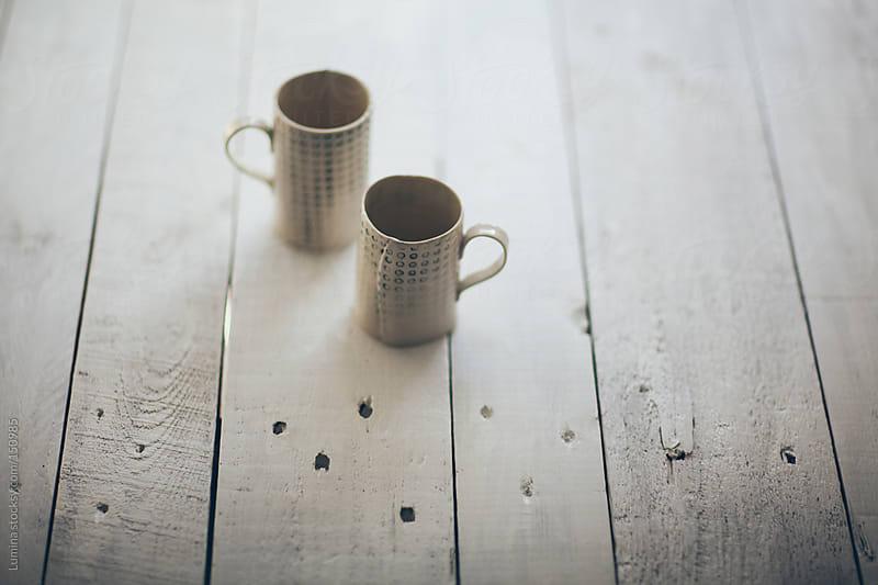 Ceramic Mugs by Lumina for Stocksy United