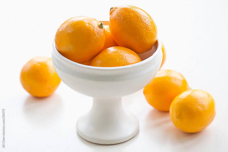Meyer Lemons by Jill Chen for Stocksy United