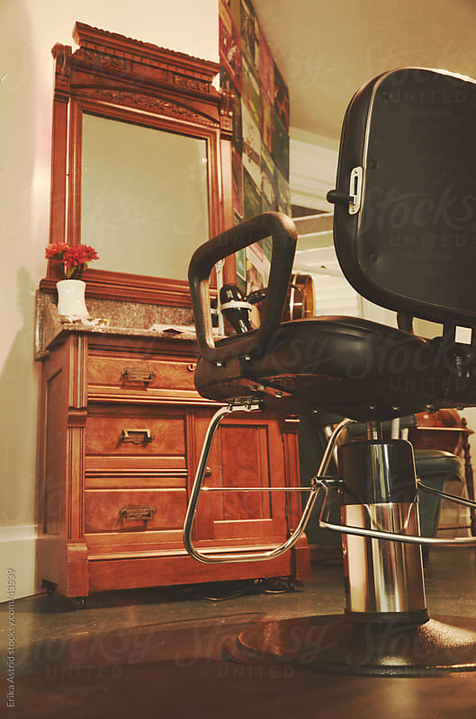 Hair Salon by Erika Astrid for Stocksy United