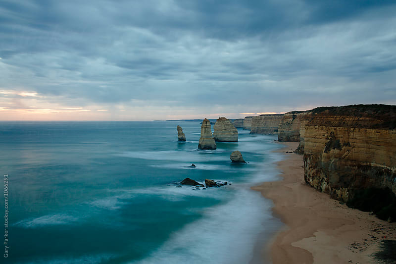Twelve Apostles by Gary Parker for Stocksy United