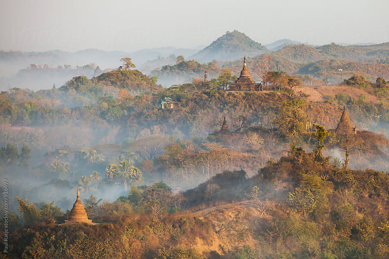 Mists of Mrauk U by Paul Ratje for Stocksy United
