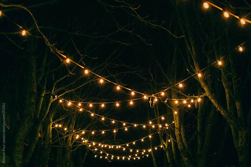 Lights on Parade by Robert-Paul Jansen for Stocksy United