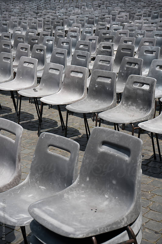 Chairs by B & J for Stocksy United