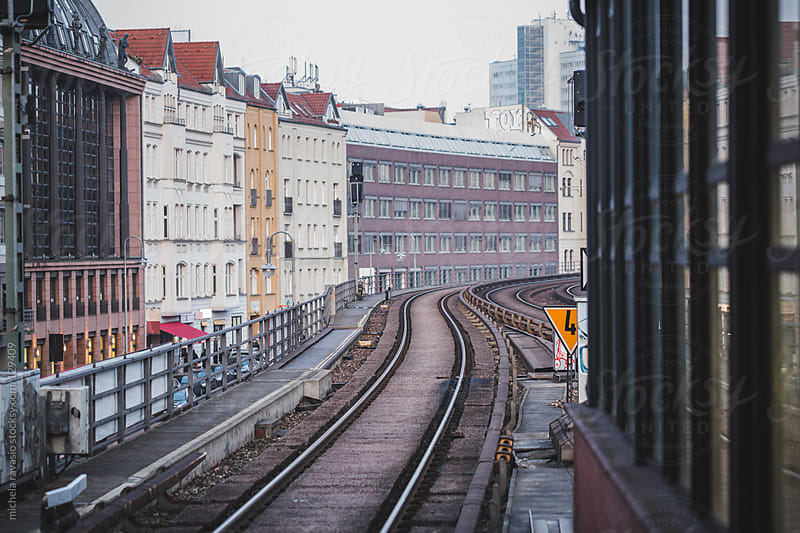 Train tracks by michela ravasio for Stocksy United