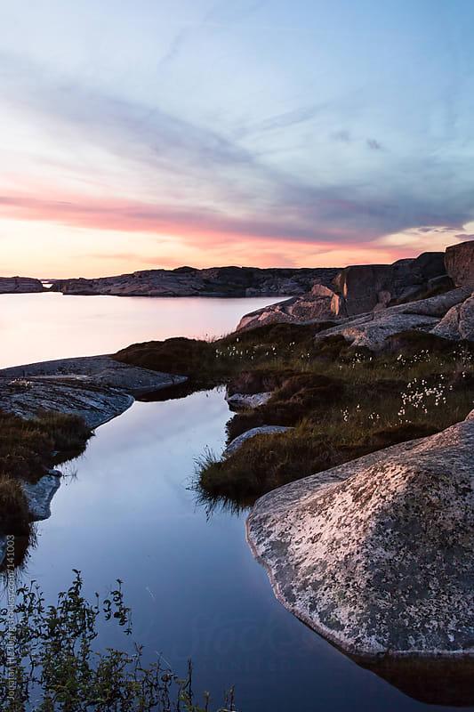 Summer sunset by Jonatan Hedberg for Stocksy United