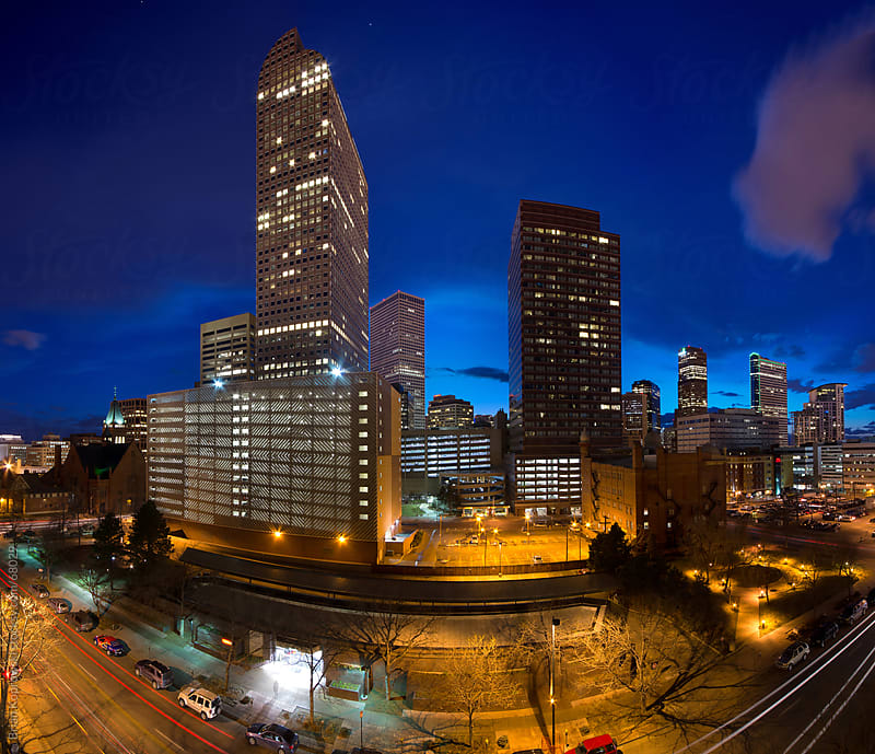 Denver, Colorado by Brian Koprowski for Stocksy United