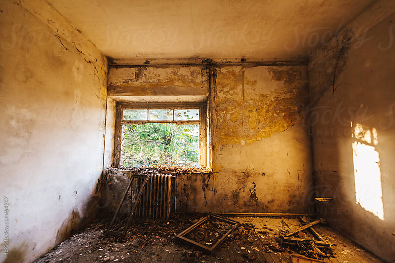 Old Room in Autumn Time. HDR by HEX. for Stocksy United