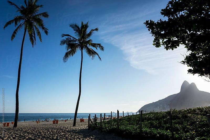 Ipanema Beach, Rio de Janeiro, Brazil. by Mauro Grigollo for Stocksy United