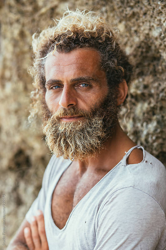 Portrait of a Man by Studio Firma for Stocksy United