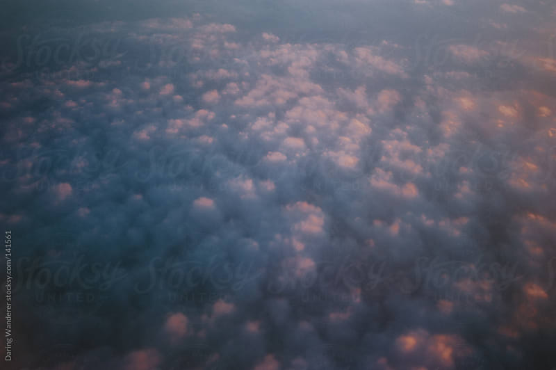 Above the Clouds by Daring Wanderer for Stocksy United