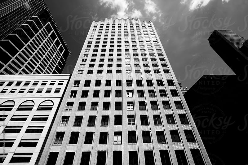 Downtown Houston by Thomas Hawk for Stocksy United
