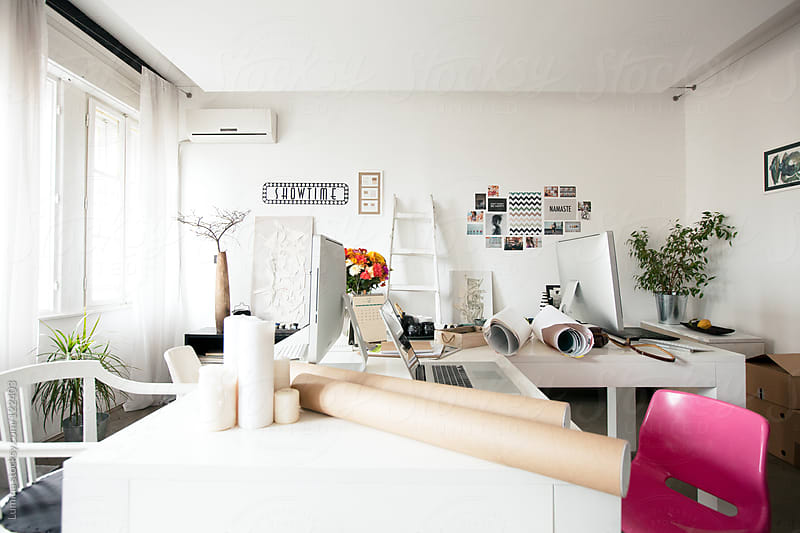 Empty Design Studio by Lumina for Stocksy United