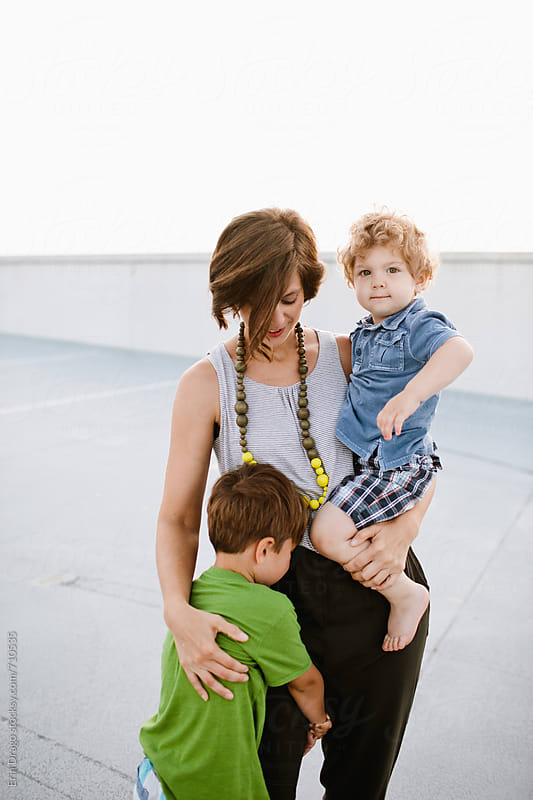 motherhood by Erin Drago for Stocksy United