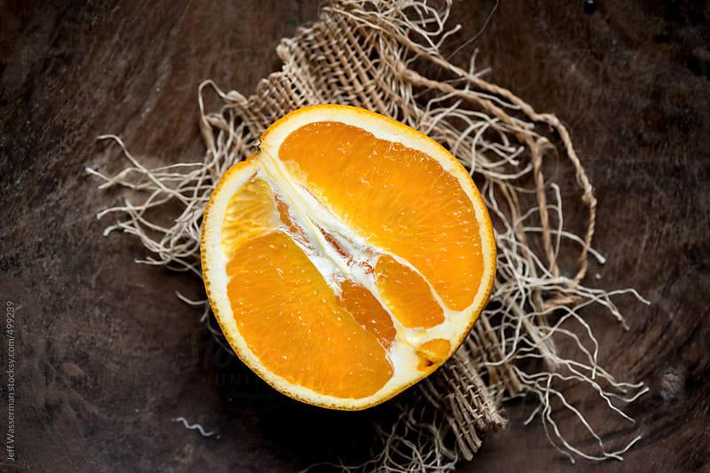 Navel Orange by Jeff Wasserman for Stocksy United
