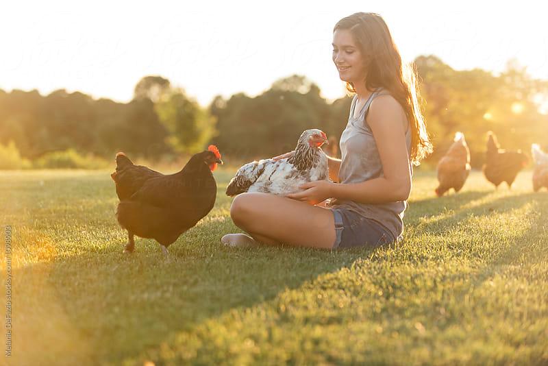 Farm by Melanie DeFazio for Stocksy United