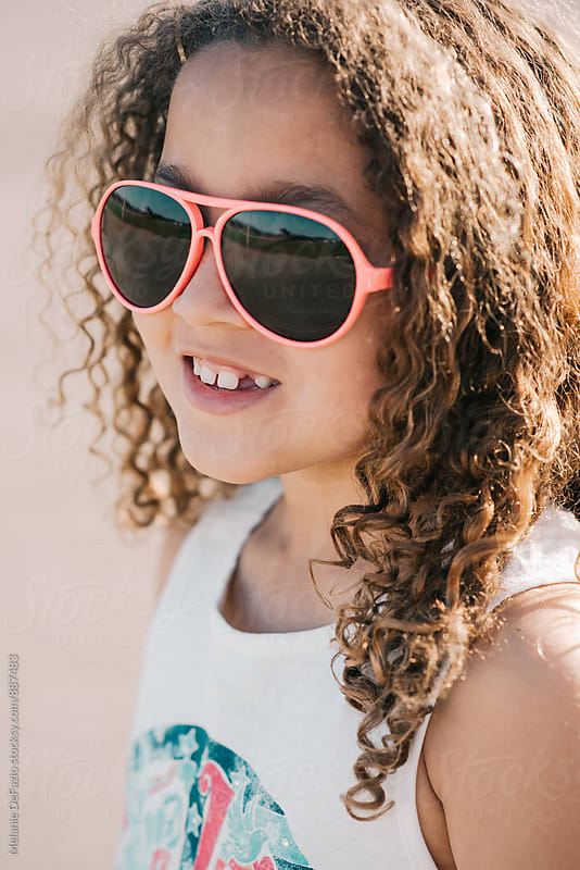 Sunglasses by Melanie DeFazio for Stocksy United