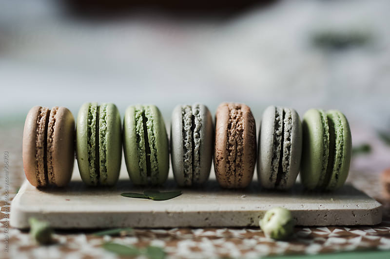 Macarons by Török-Bognár Renáta for Stocksy United