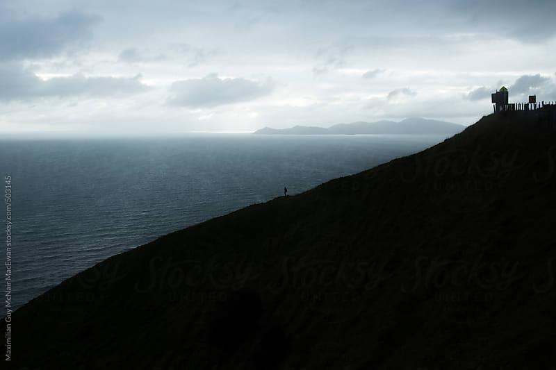 The wild coast of New Zealand by Maximilian Guy McNair MacEwan for Stocksy United