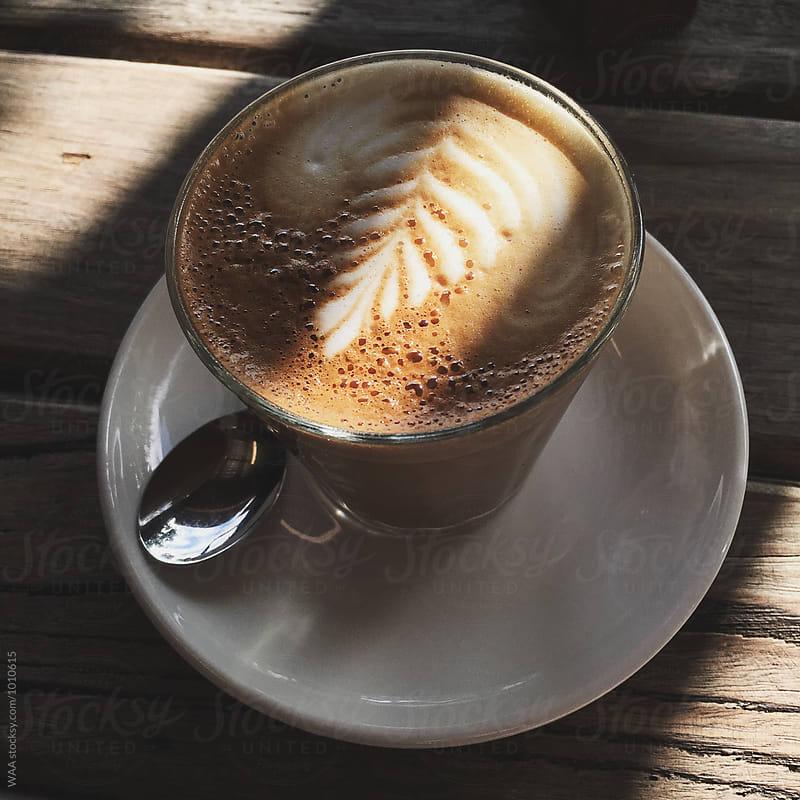 Latte by WAA for Stocksy United