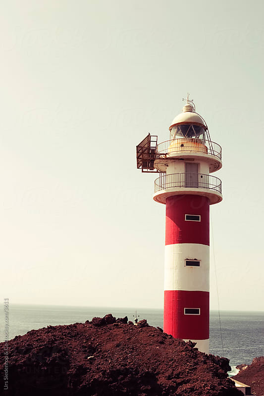 Lighthouse by Urs Siedentop & Co for Stocksy United