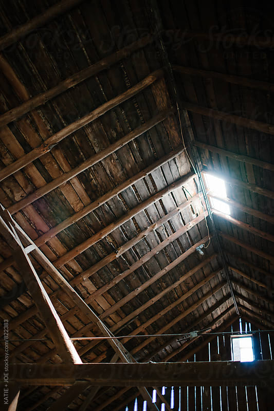 Sunlight in Roof by KATIE + JOE for Stocksy United
