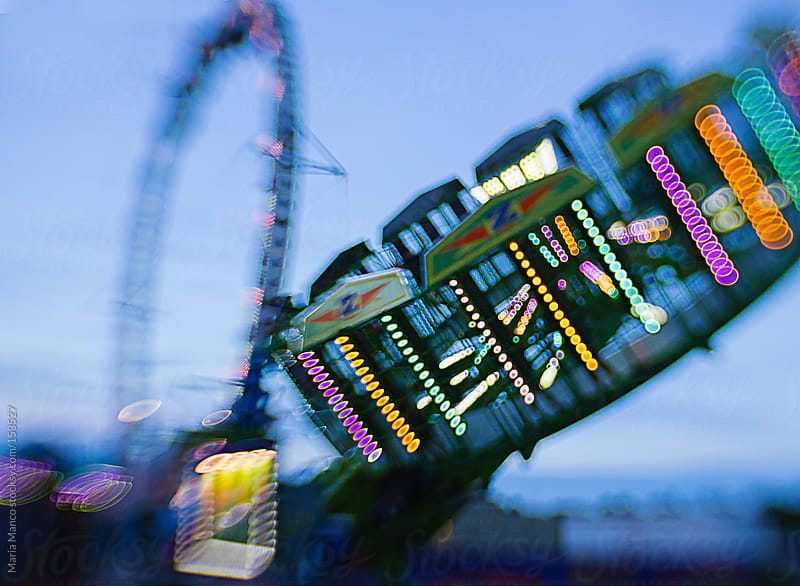 carnival ride by Maria Manco for Stocksy United