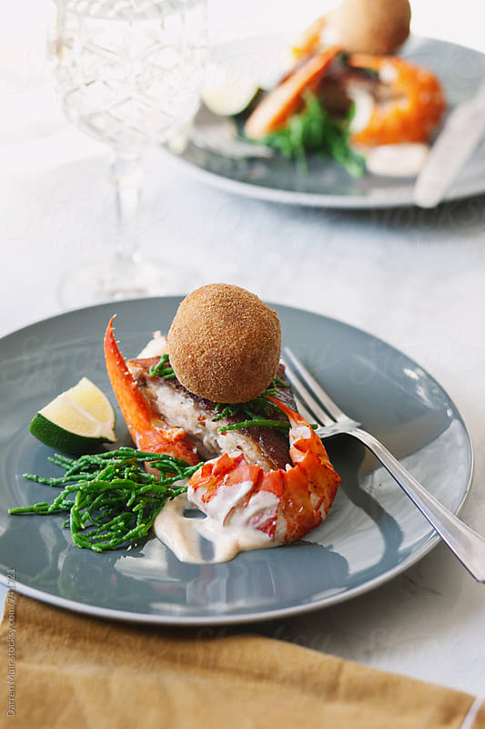 Surf and turf. by Darren Muir for Stocksy United