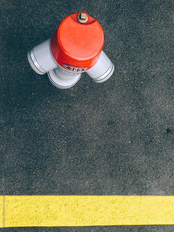 Fire Hydrant by Borislav Zhuykov for Stocksy United