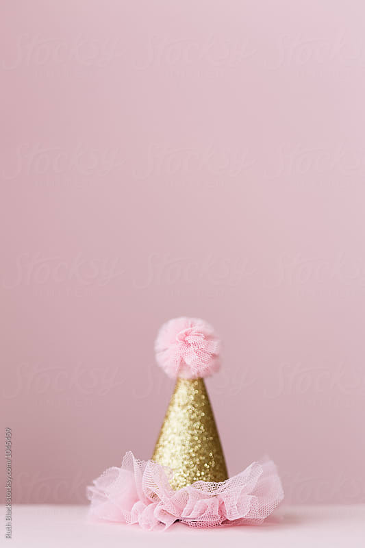 Party hat by Ruth Black for Stocksy United