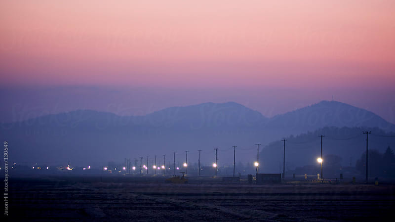Early Morning in Northern Japan by Jason Hill for Stocksy United