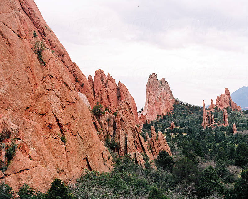 Garden of the Gods by Adam Naples for Stocksy United