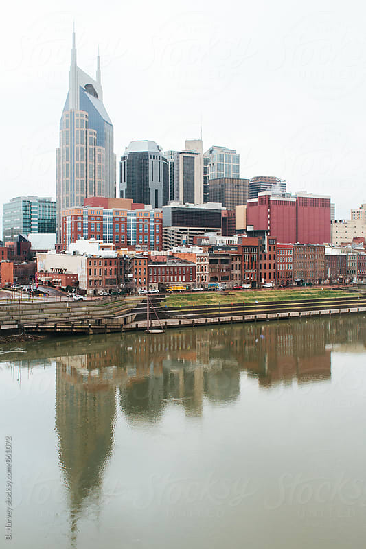 Nashville, Tennessee by B. Harvey for Stocksy United