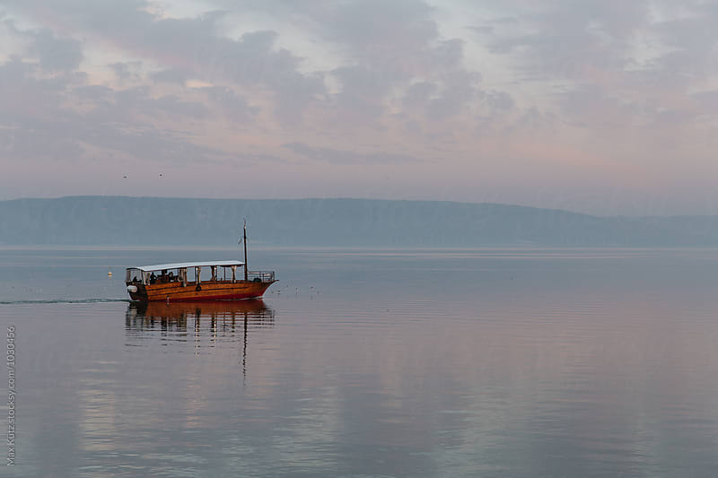 Boats of Galilee by Max Kütz for Stocksy United