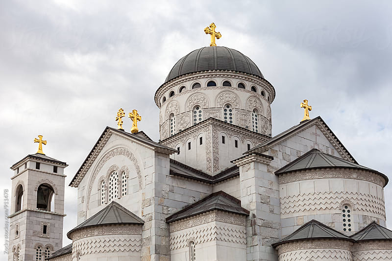 Orthodox church exterior by Zocky for Stocksy United