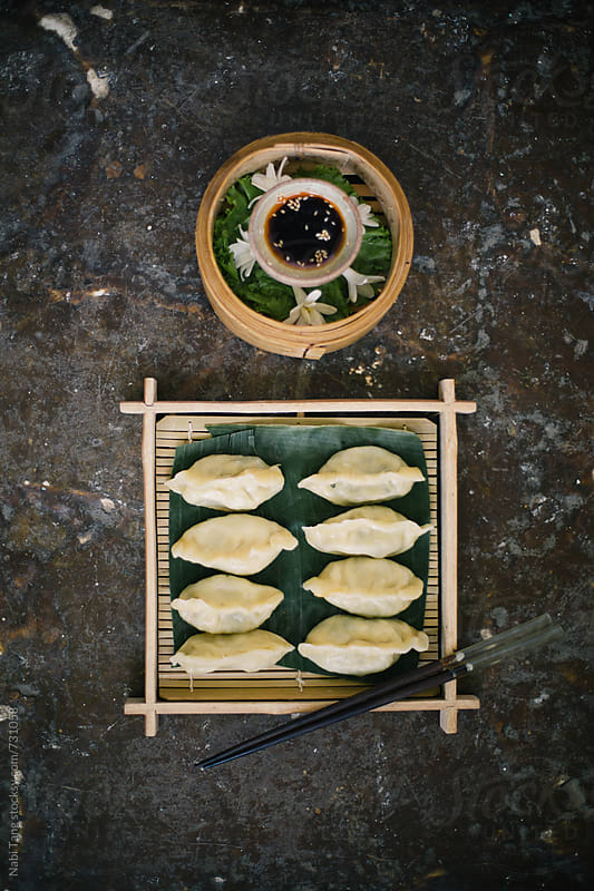 Gyoza by Nabi Tang for Stocksy United